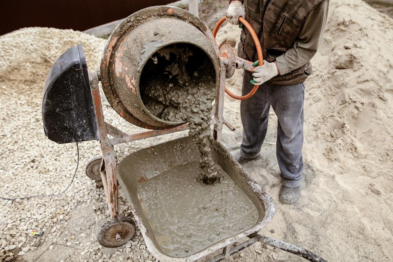 поправка бетона