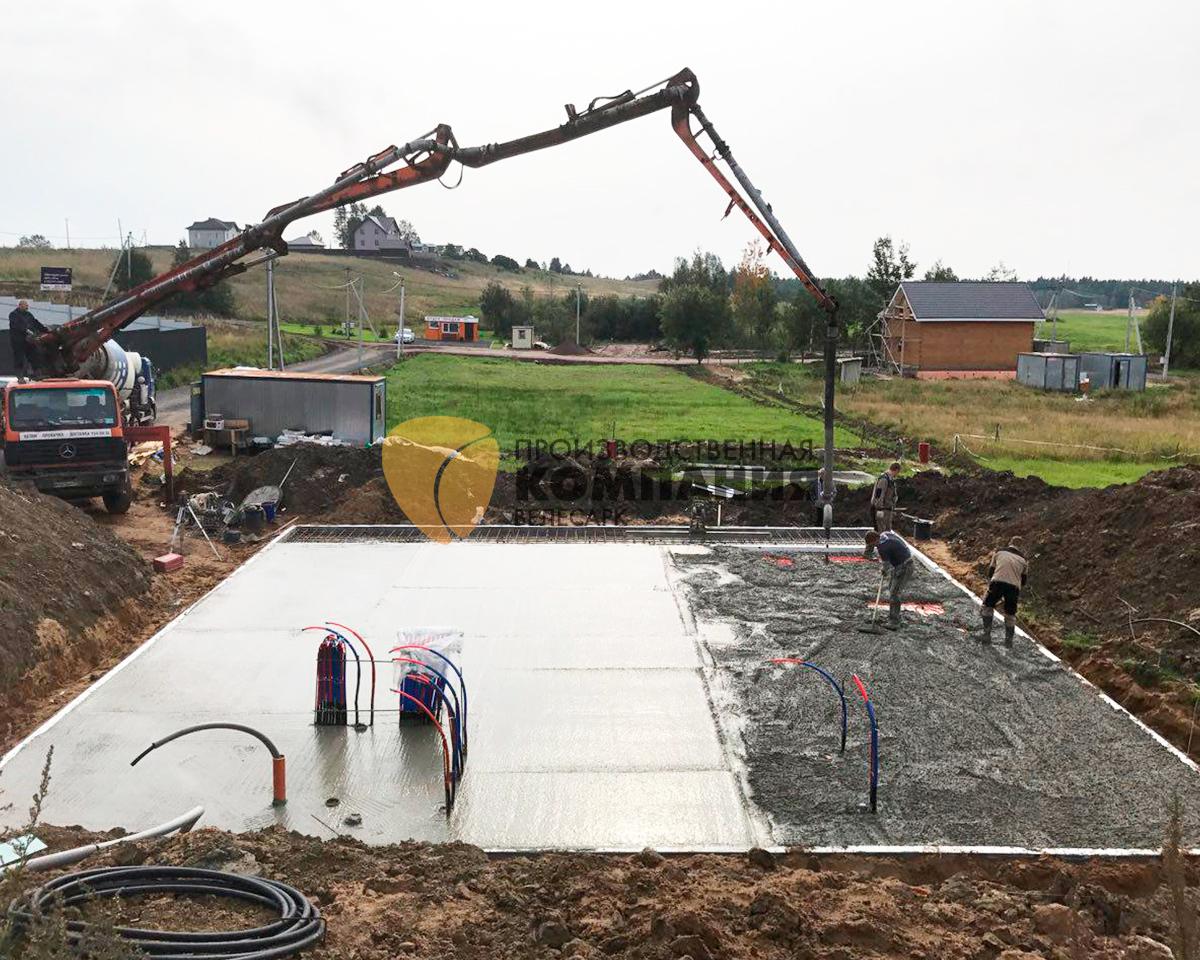 Купить бетон кировск ленинградская область стоимость бетона новороссийск